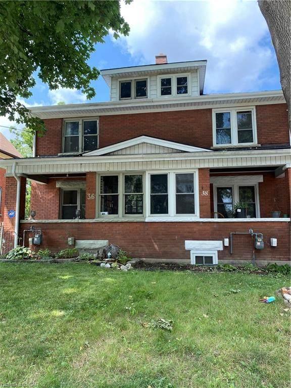 36 Louisa Street, Kitchener, ON N2H 5L8 (MLS #40145267) :: Forest Hill Real Estate Collingwood