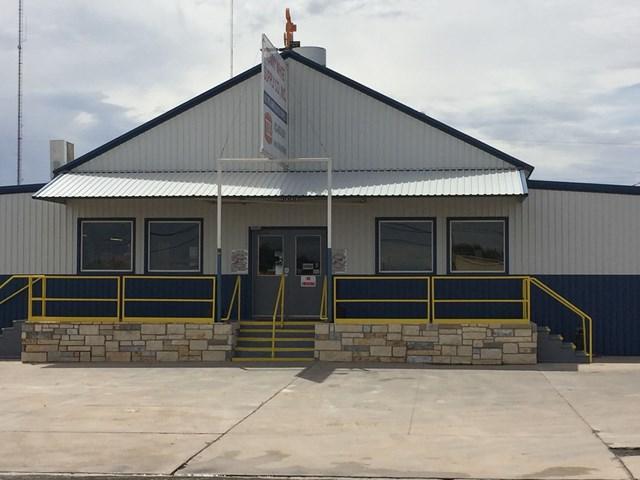 2000 Garden City Hwy, Midland, TX 79702 (MLS #106177) :: Heritage Real Estate