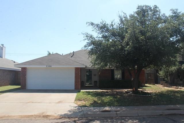 2506 Rainbow Circle, Midland, TX 79707 (MLS #106216) :: Heritage Real Estate