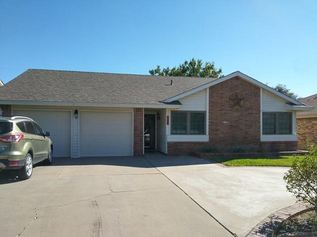 1812 Cody Place, Odessa, TX 79762 (MLS #106319) :: Heritage Real Estate