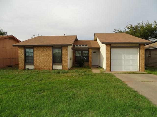 3604 Archuleta, Odessa, TX 79763 (MLS #106333) :: Heritage Real Estate