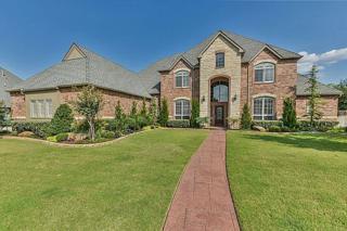 2816 Warwick Place, Edmond, OK 73013 (MLS #704382) :: Richard Jennings Real Estate, LLC