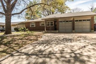 620 Claremont Drive, Norman, OK 73069 (MLS #745044) :: Richard Jennings Real Estate, LLC