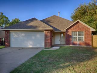 909 NW 14 Street, Moore, OK 73160 (MLS #747361) :: Richard Jennings Real Estate, LLC
