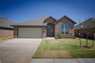 5917 NW 159th Street, Edmond, OK 73013 (MLS #750221) :: Richard Jennings Real Estate, LLC