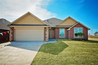 6412 NW 158th Terrace, Edmond, OK 73013 (MLS #750223) :: Richard Jennings Real Estate, LLC