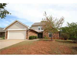 2620 Amber Street, Moore, OK 73160 (MLS #750743) :: Richard Jennings Real Estate, LLC