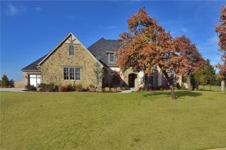 2559 La Belle Rue, Edmond, OK 73034 (MLS #753200) :: Richard Jennings Real Estate, LLC