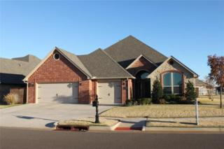 15504 Hatterly Lane, Edmond, OK 73013 (MLS #753513) :: Richard Jennings Real Estate, LLC