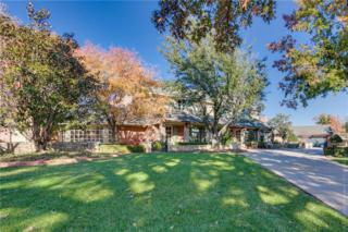 1601 Bedford Drive, Nichols Hills, OK 73116 (MLS #753932) :: Richard Jennings Real Estate, LLC
