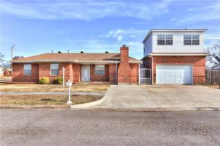 1721 Tudor Drive, Moore, OK 73160 (MLS #754097) :: Richard Jennings Real Estate, LLC