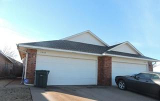 1916 Lariat Circle, Edmond, OK 73003 (MLS #756325) :: Richard Jennings Real Estate, LLC