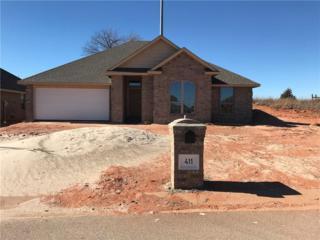 411 Tewkesbury Lane, Blanchard, OK 73010 (MLS #757092) :: Richard Jennings Real Estate, LLC