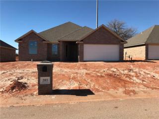 393 Tewkesbury, Blanchard, OK 73010 (MLS #757855) :: Richard Jennings Real Estate, LLC