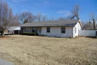 820 N Van Buren, Blanchard, OK 73010 (MLS #758159) :: Richard Jennings Real Estate, LLC