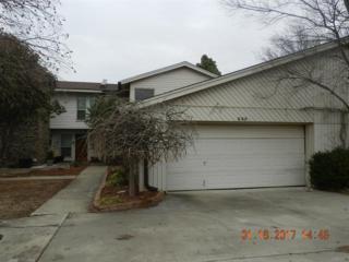 305 SE 34th Street, Moore, OK 73160 (MLS #758381) :: Richard Jennings Real Estate, LLC