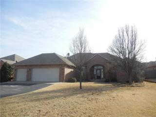 916 Hunters Pointe, Edmond, OK 73003 (MLS #758799) :: Richard Jennings Real Estate, LLC