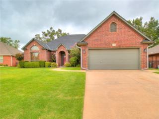 724 Villa, Yukon, OK 73099 (MLS #760446) :: Richard Jennings Real Estate, LLC