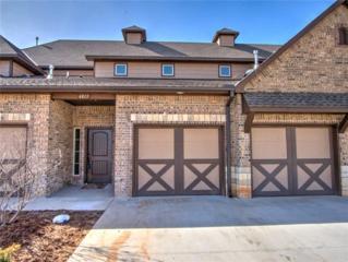 4813 Stelens Court, Moore, OK 73160 (MLS #760537) :: Richard Jennings Real Estate, LLC