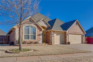 5917 NW 153rd Court, Edmond, OK 73013 (MLS #761219) :: Richard Jennings Real Estate, LLC