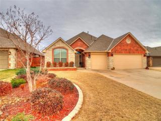 15500 Hickory Bend Lane, Edmond, OK 73013 (MLS #761563) :: Richard Jennings Real Estate, LLC