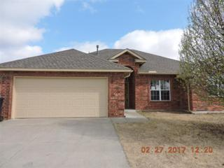 705 SW 161st Street, Oklahoma City, OK 73170 (MLS #762252) :: Richard Jennings Real Estate, LLC