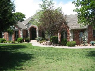 6011 Wynstone Drive, Edmond, OK 73034 (MLS #762370) :: The Professionals Real Estate Group