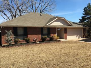 300 N Brackendale Lane, Edmond, OK 73003 (MLS #762862) :: Richard Jennings Real Estate, LLC