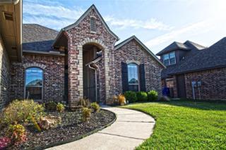 1400 Luke Lane, Norman, OK 73072 (MLS #763102) :: Richard Jennings Real Estate, LLC