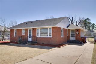 400 W Hayes, Norman, OK 73069 (MLS #763121) :: Richard Jennings Real Estate, LLC