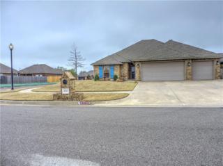 4113 Kensington Drive, Moore, OK 73160 (MLS #763143) :: Richard Jennings Real Estate, LLC