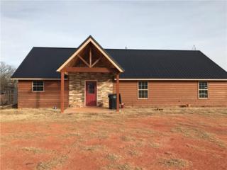 362 S County Line, Blanchard, OK 73010 (MLS #763284) :: Richard Jennings Real Estate, LLC