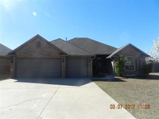 718 Tasha Circle, Moore, OK 73160 (MLS #763451) :: Richard Jennings Real Estate, LLC