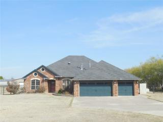 4251 Darril Road, Edmond, OK 73025 (MLS #763491) :: Richard Jennings Real Estate, LLC
