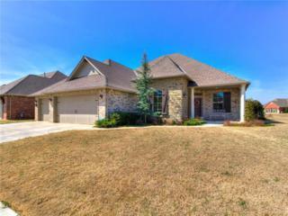 15529 Wood Creek Lane, Edmond, OK 73013 (MLS #764488) :: Richard Jennings Real Estate, LLC