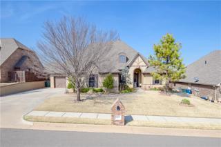 5809 Hardwick Ln, Edmond, OK 73034 (MLS #764957) :: Richard Jennings Real Estate, LLC