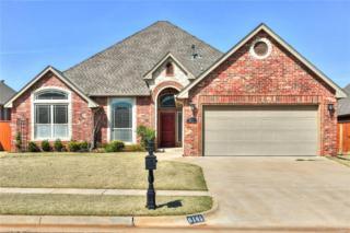 6105 NW 153rd Street, Edmond, OK 73013 (MLS #764985) :: Richard Jennings Real Estate, LLC