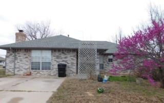 2208 Sunset Drive, Moore, OK 73160 (MLS #765075) :: Richard Jennings Real Estate, LLC