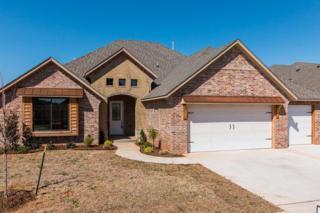 5709 Slate Stone Court, Mustang, OK 73064 (MLS #765140) :: Richard Jennings Real Estate, LLC