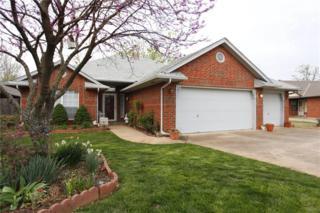 1700 Firetree Lane, Edmond, OK 73003 (MLS #765160) :: Richard Jennings Real Estate, LLC