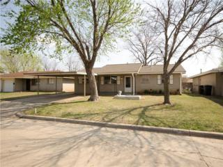 616 N Dillon Avenue, Moore, OK 73160 (MLS #765275) :: Richard Jennings Real Estate, LLC