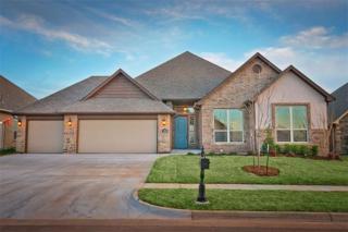 5908 NW 157th Street, Edmond, OK 73013 (MLS #765465) :: Richard Jennings Real Estate, LLC