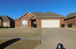 4405 Mackenzie Drive, Moore, OK 73160 (MLS #765613) :: Richard Jennings Real Estate, LLC