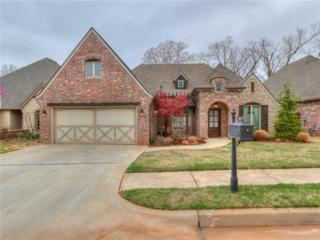 3419 Cheyenne Villa Circle, Edmond, OK 73013 (MLS #765733) :: Richard Jennings Real Estate, LLC
