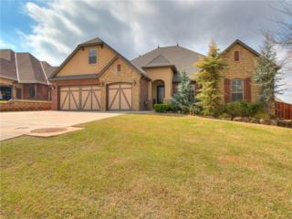 2624 Maverick Road, Edmond, OK 73034 (MLS #765861) :: Richard Jennings Real Estate, LLC
