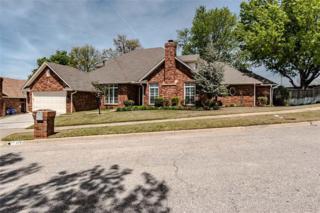 4701 Fountain Gate Drive, Norman, OK 73072 (MLS #766504) :: Richard Jennings Real Estate, LLC
