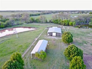 9393 E Moffatt, Lexington, OK 73051 (MLS #768370) :: Richard Jennings Real Estate, LLC