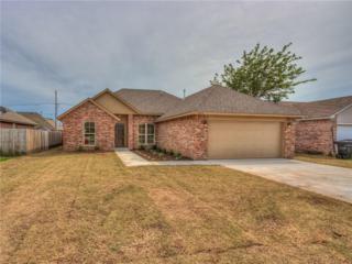 1016 N Windermere Drive, Moore, OK 73160 (MLS #768941) :: Richard Jennings Real Estate, LLC