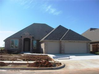 6300 NW 155th Street, Edmond, OK 73013 (MLS #748890) :: Richard Jennings Real Estate, LLC