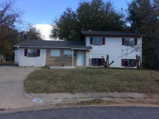 2416 Piccadilly Circle, Moore, OK 73160 (MLS #752146) :: Richard Jennings Real Estate, LLC